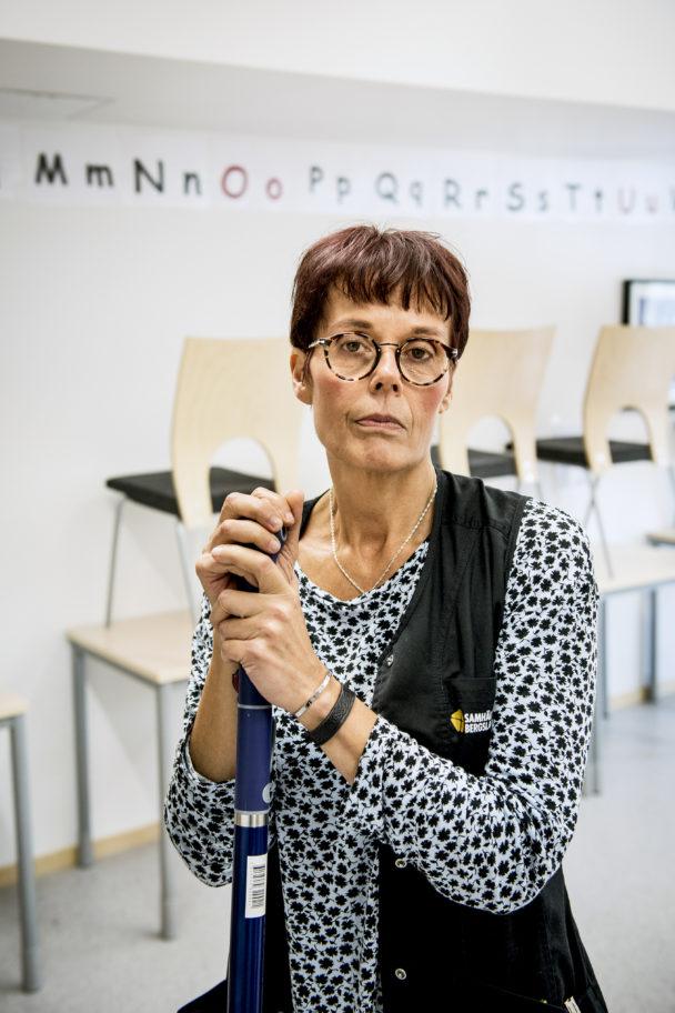 Anna-Karin Lindström.