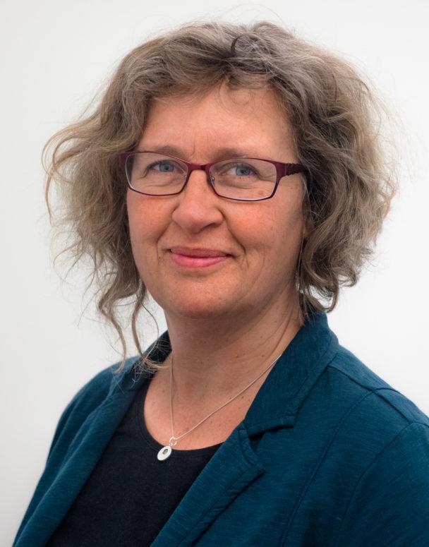 Anna Lindenfors, Amnesty.