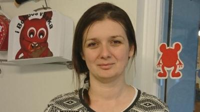 Dzenina Sehovic.