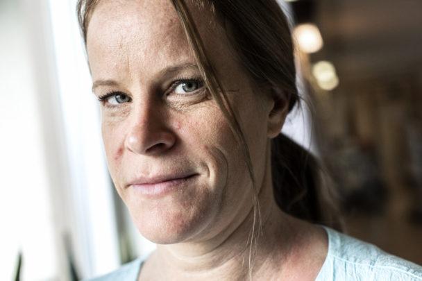 Jessica Gustavsson.