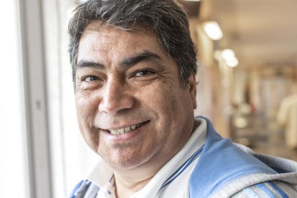Ruben Espinoza.
