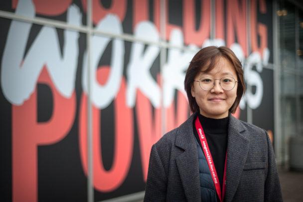Hyowon Lee.
