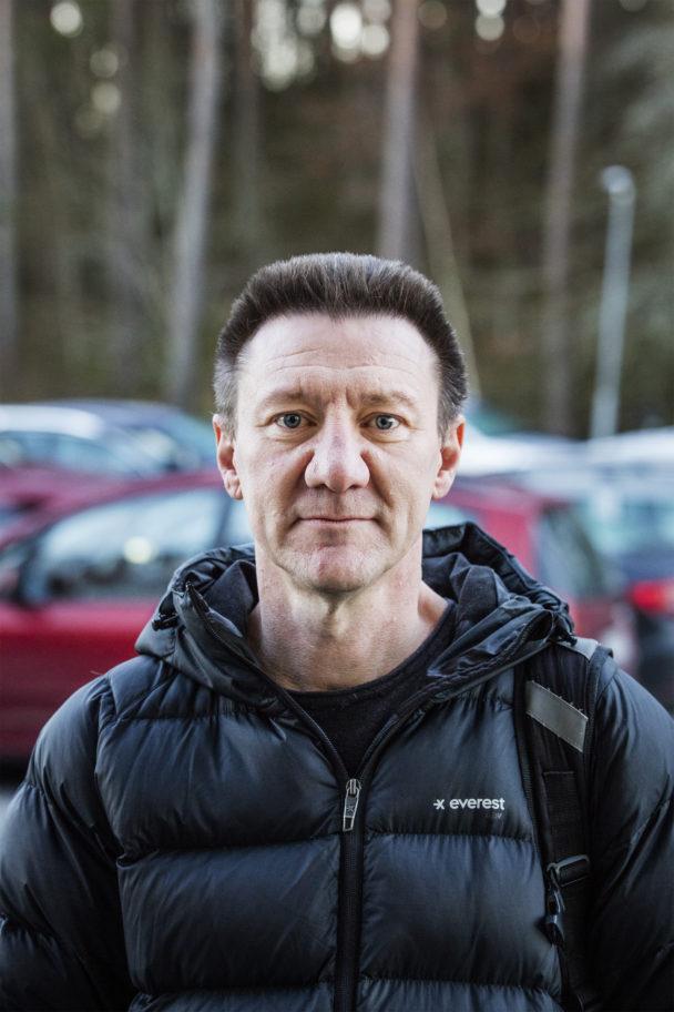 Magnus Jonsson, Kommunal.