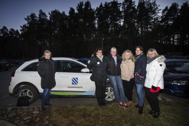 Anette Andersson, Annika Stenman, Bettan Hägg, Åsa Blid, Maria Melin och Christina Carlsson har alla engagerat sig mot de nya schemana.