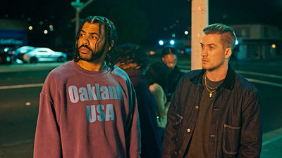 Blindspotting.
