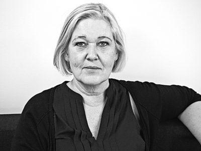 Lena Dahlqvist, studieorganisatör i Kommunal Väst.