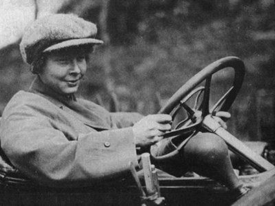 Ester Blenda Nordström.