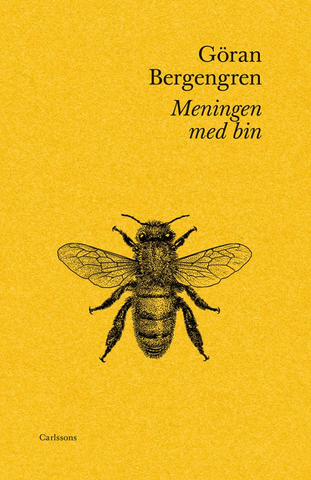Meningen med bin av Göran Bergengren.