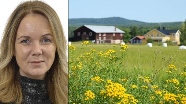 Jennie Nilsson (S) är ny landsbygdsminister.