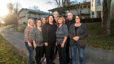 Susanne Olofsson och Irene Karlsson skrev ett brev tillsammans med kollegerna där de bad kommunen att överanställa.