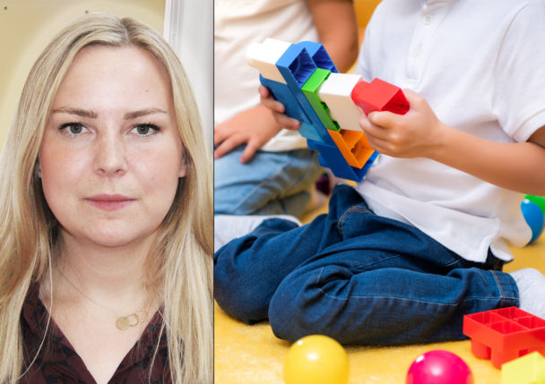 Kerstin Mikaelsson.