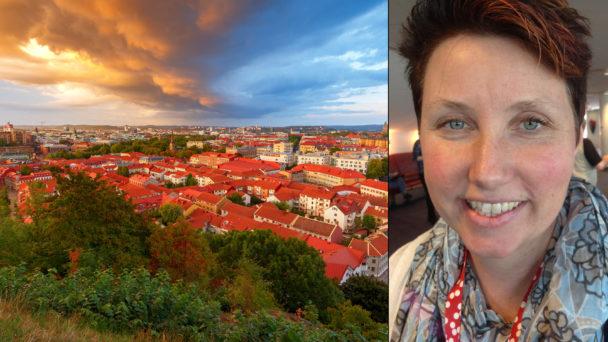 Anna Skarsjö, Kommunal, och Göteborg.