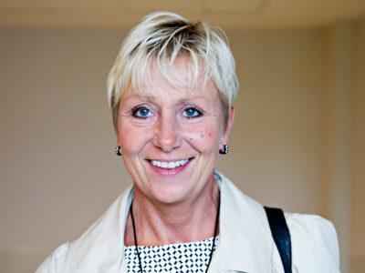 Tina Dahlström.