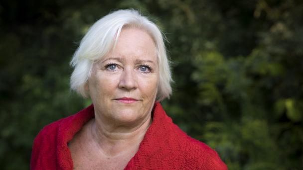 Barnombudsmannen Elisabeth Dahlin.