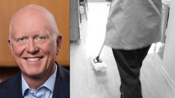 Peter Jeppsson, Svenskt Näringsliv.