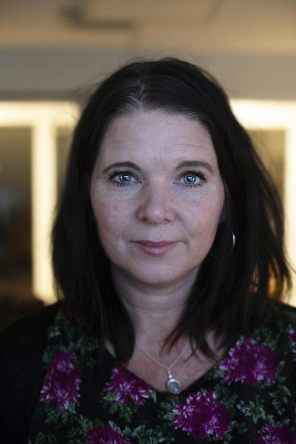 Petra Kinnari, Kommunal.