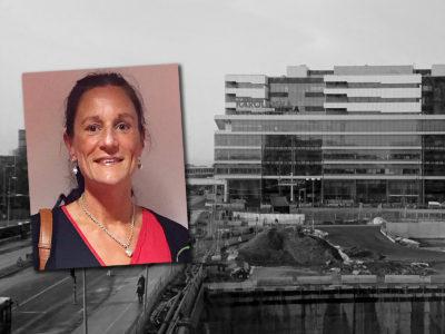 Madeleine Fagernäs lämnar Nya Karolinska.
