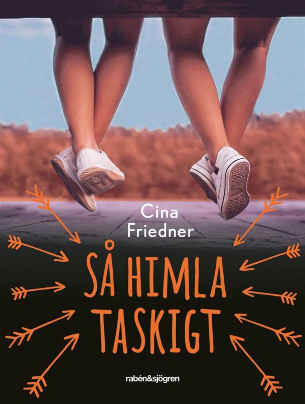 """""""Så himla taskigt"""" av Sina Friedner."""