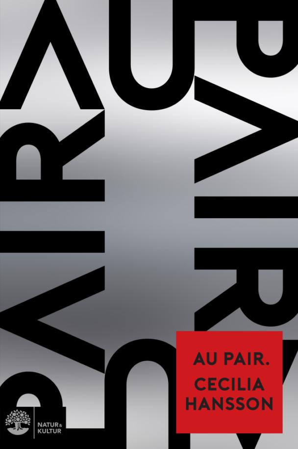 """""""Au pair"""" av Cecilia Hansson."""