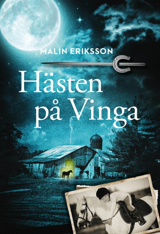 """""""Hästen på Vinga"""" av Malin Eriksson."""