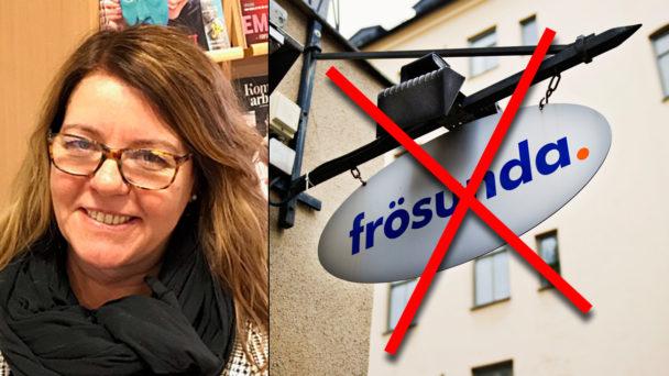 Maria Jörmalm Andersson, Kommunal i Falkenberg.