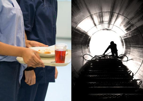Arbetarkvinnor tjänar mindre än arbetarmän.