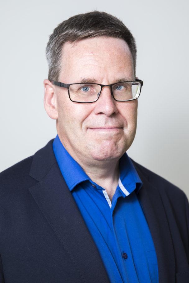 Göran Kecklund, professor på Stressforskningsinstitutet.