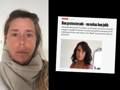 Ulrika Winblad, Kommunal i Kungälv.