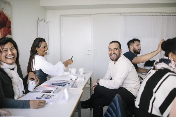 Tonboon Bunmi Singhakhot, Yorda Embay Nuguse, Ahmad Fawad Zahedi och Kamal Naseri.