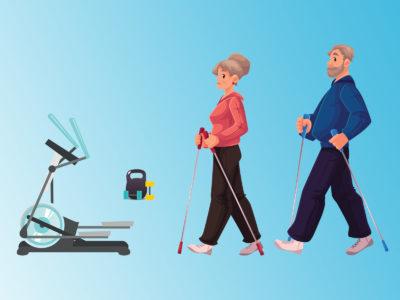 Träning kan vara bra vid fibromyalgi.