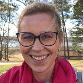 Agnieszka Eriksson.