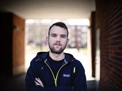 Christopher Bäcktorp, säsongsarbetare.