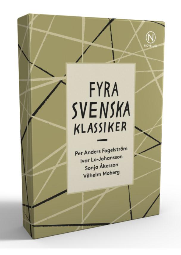"""""""Fyra svenska klassiker."""""""