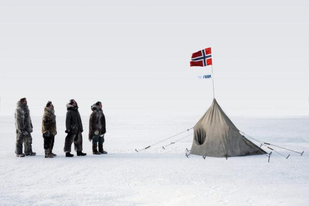 """""""Amundsen""""."""