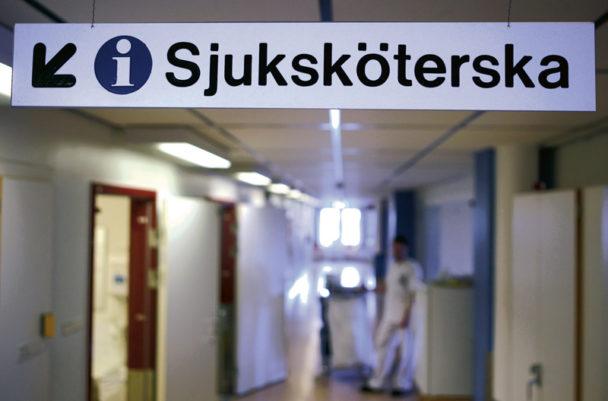 Blekingesjukhuset.