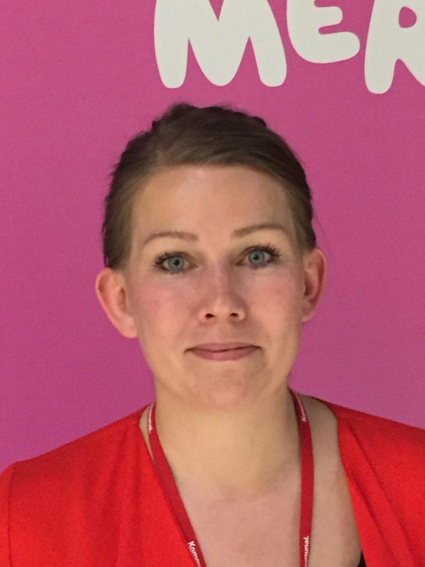 Lisa Bengtsson.