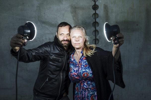Lindy Larsson och Ida Persson Lännerberg.