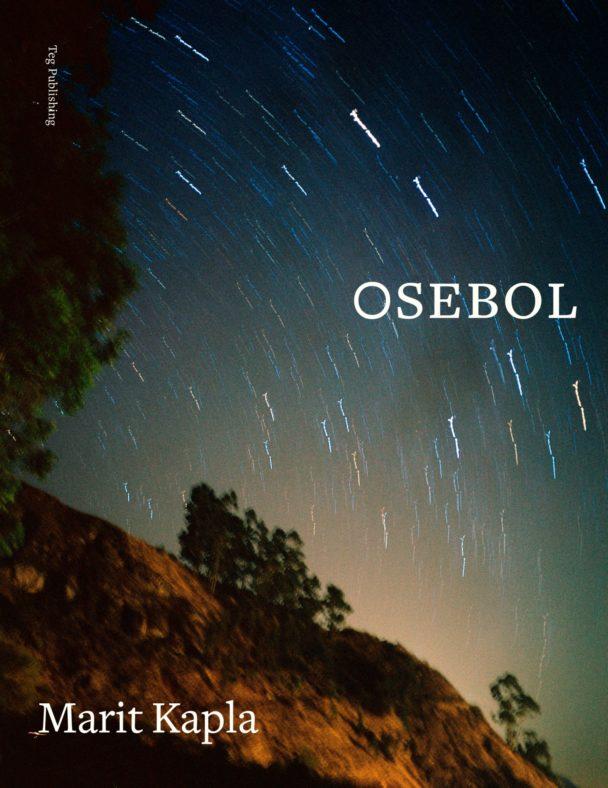 """""""Osebol"""" av Marit Kapla."""