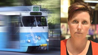 Anna Skarsjö, Kommunal Väst.