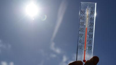 Det kan bli varmt i sommar.