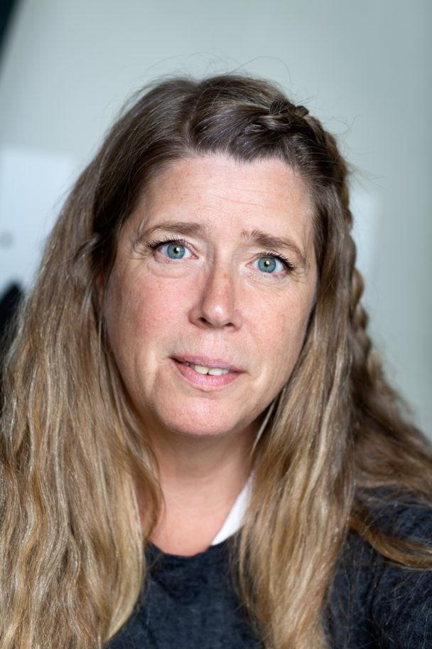 Ulrika Winblad.