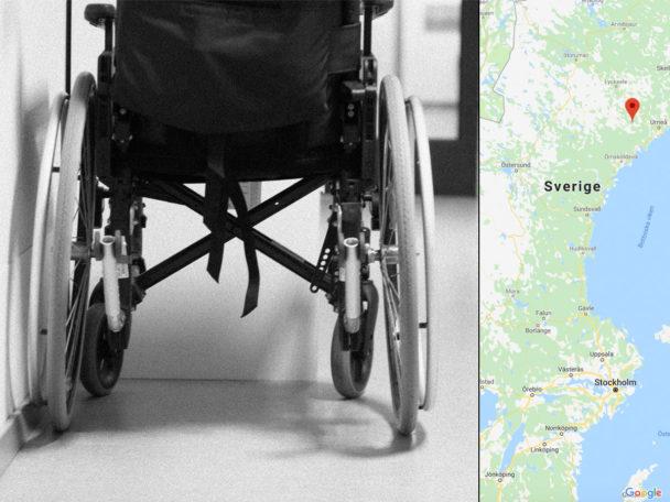 Äldreomsorgen i Bjurholm får allvarlig kritik.
