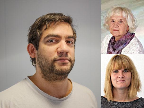 Alejandro Caviedes, Gunilla Johansson och Mimmi Norgren Hansson (S).