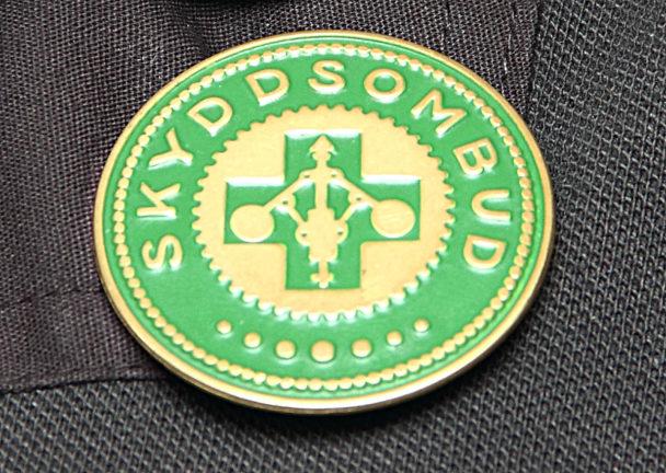 Skyddsombud (genrebild).