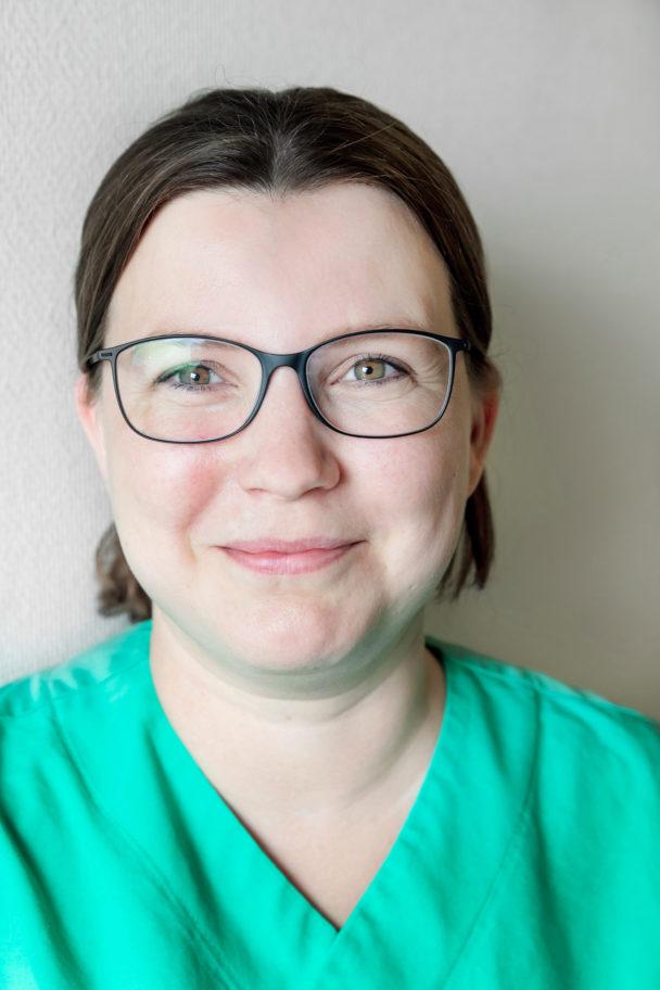 Frida Björnström.
