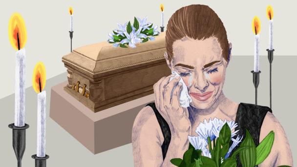 När har du rätt att gå på begravning utan att förlora pengar? Vi reder ut.