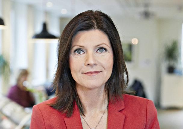 Eva Nordmark.