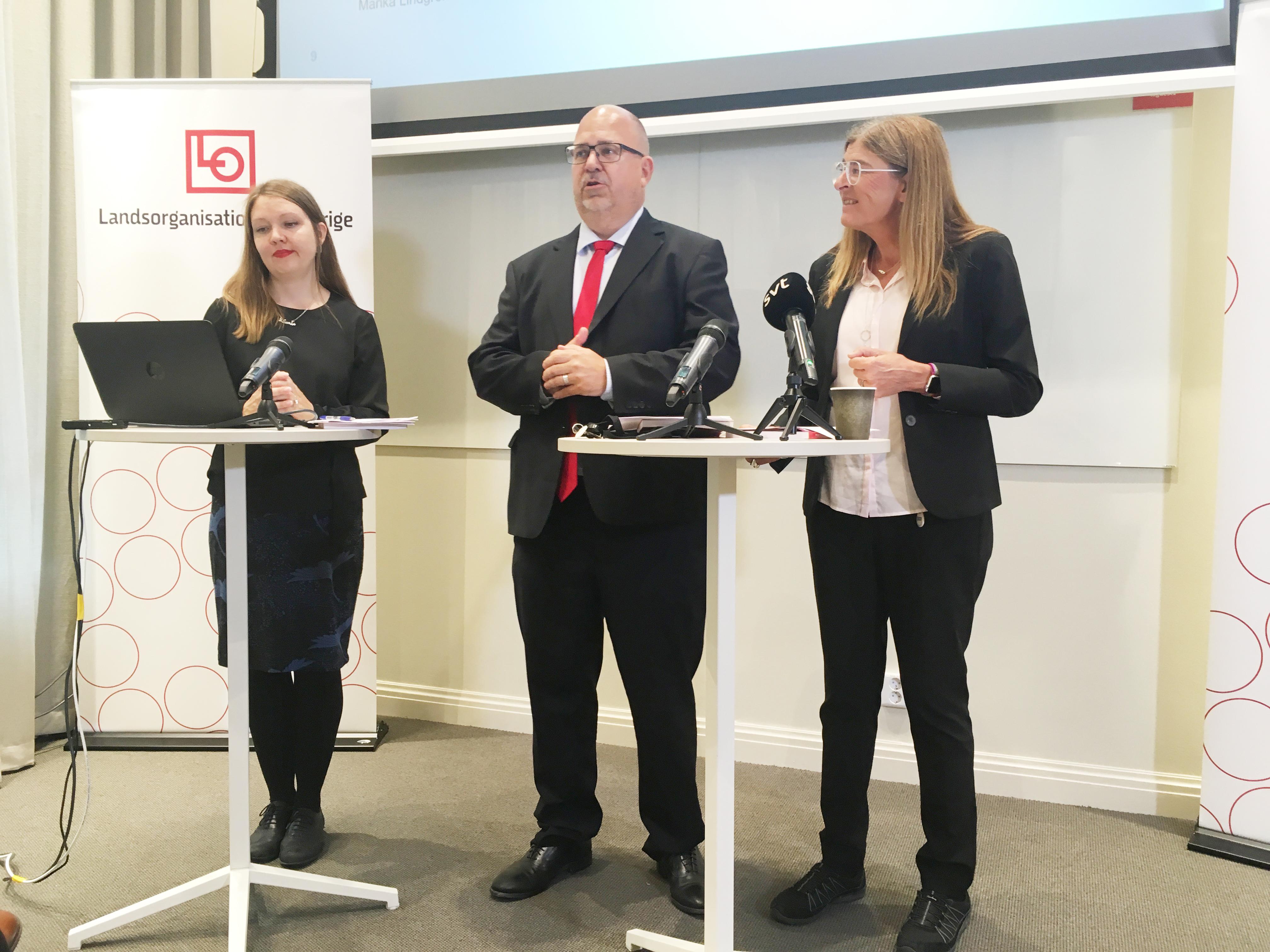 Sa Vill Lo Gora Sverige Mer Jamlikt Kommunalarbetaren