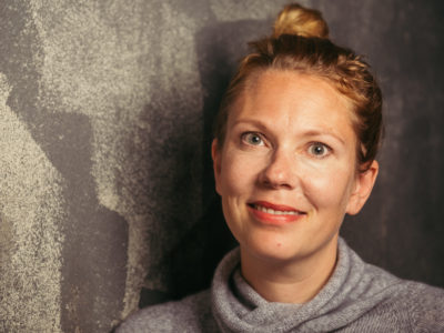 Minna Forsell.