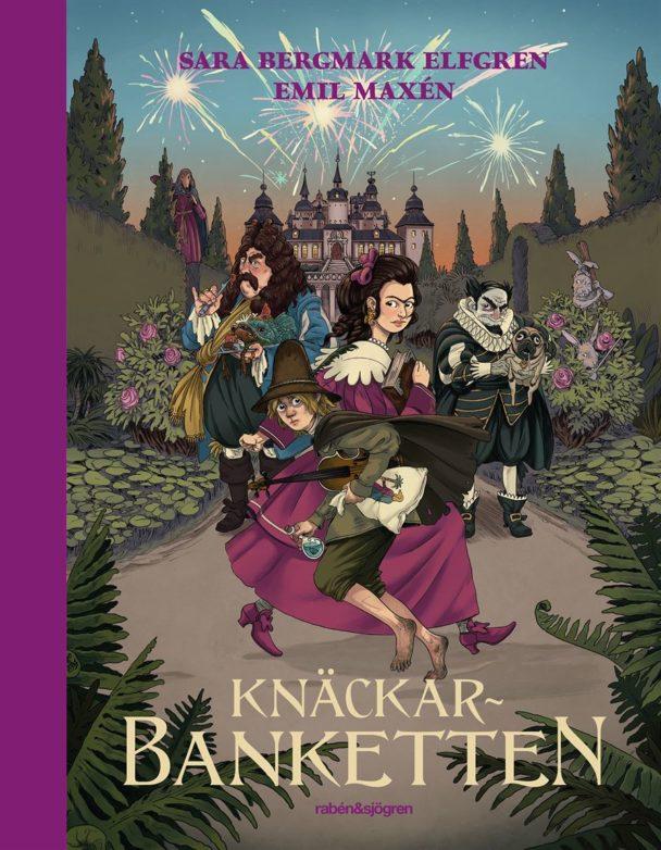 """""""Knäckarbanketten"""" av Sara Bergmark Elfgren och Emil Maxén."""
